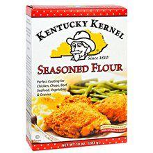 Kentucky Kernel Seasoned Flour-10 oz.