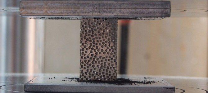 Study Finds Metal Foams Capable of Shielding X-rays, Gamma Rays, Neutron Radiation