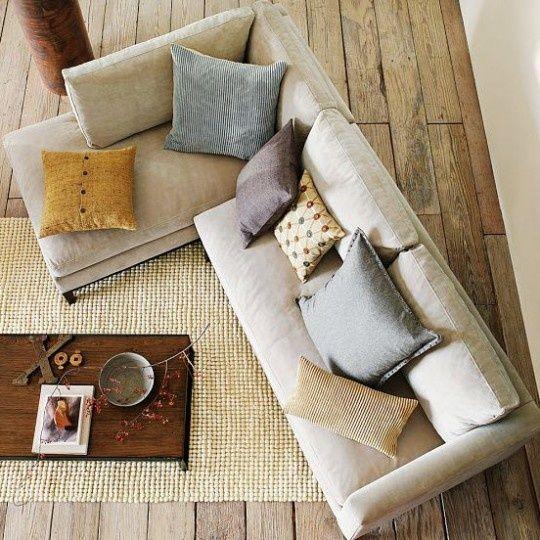 Córner sofá