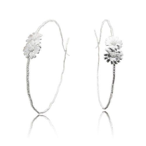 Kleio Greek Stefana - Wedding Crowns - Bridal Crowns - by Thallo. Find more at www.thallo.com  #greek #stefana #wedding #wreath #thallo