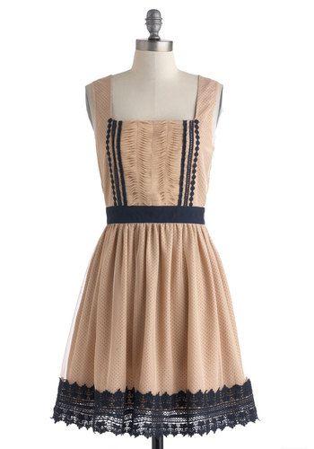 Victorian Guide Dress, #ModCloth