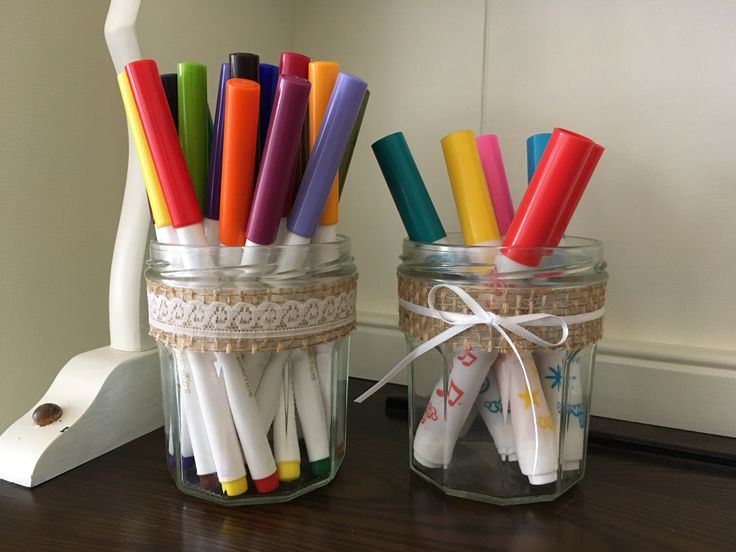 Burlap jars as pen holders http://m.ebay.co.uk/itm/8-Burlap-Hessian-Jars-With-Ribbon-Jute-Handmade-/201950155904?hash=item2f052ad480%3Ag%3AJZ8AAOSw6YtZOZd1&_trkparms=pageci%253Ae8b1ce21-4c79-11e7-b3e0-74dbd18015e8%257Cparentrq%253A8901c54615c0a990b7e3aeb9fff769f0%257Ciid%253A6