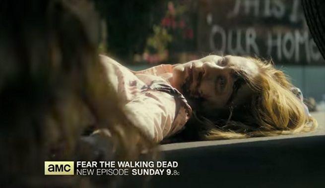 New Fear The Walking Dead Trailer Released http://comicbook.com/2015/09/10/new-fear-the-walking-dead-trailer-released/