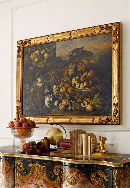 Classic Paintings On Canvas Italian Oil by andrea Fanfani Italy.
