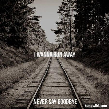 Linkin Park lyrics - runaway good one