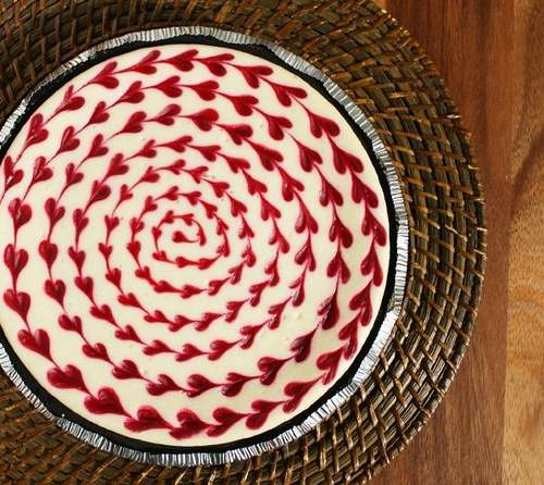 cheesecake decoration