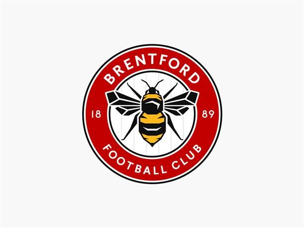 Brentford FC launch new club crest