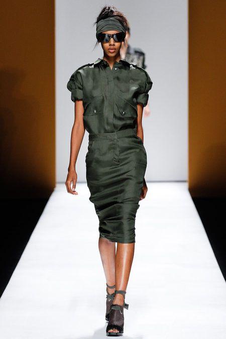 Milan Fashion Week: MaxMara Spring 2013 Ready-to-Wear
