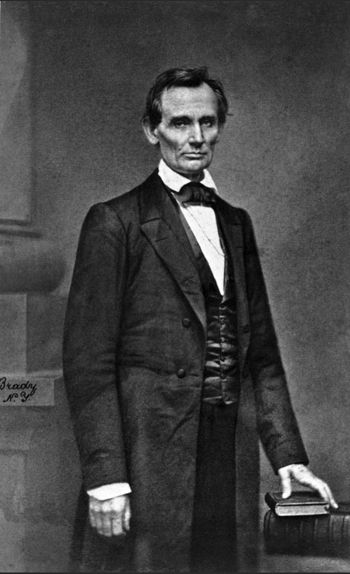 president abraham lincoln s thoughts on his Abraham lincoln is regarded by most authorities as america's greatest president, despite the fact that many others in that office had superior education and experience his greatest contribution lay in preserving the union.