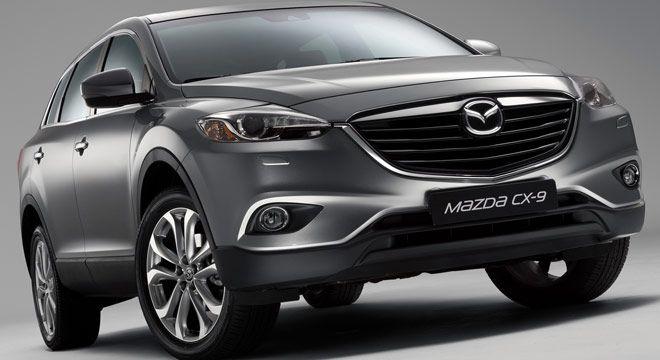 New Mazda CX-9 #otomotif #bosmobil #fyi