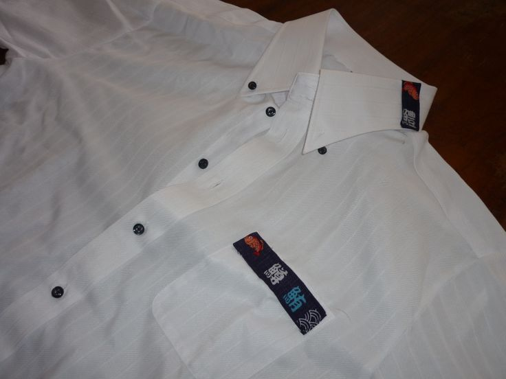 100% Original Sushi Dress Shirt
