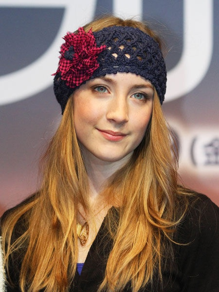 """Saoirse Ronan. Main character from """"Hanna"""" and so gorgeous."""