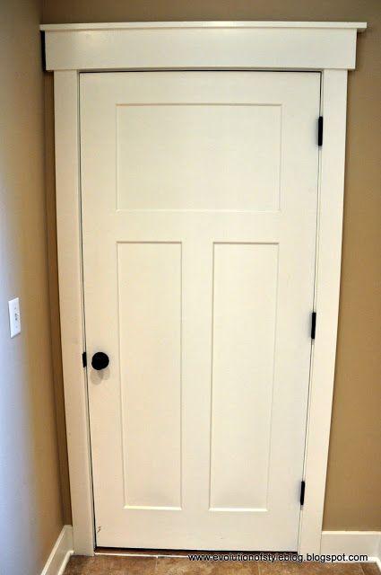 31 best Craftsman Interior Door images on Pinterest ...