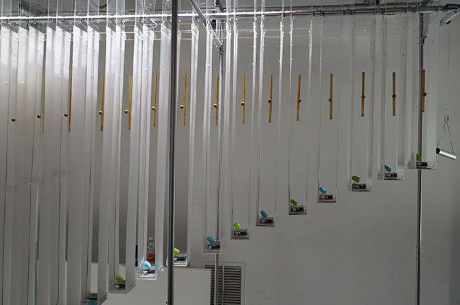 ミラノデザインウィーク4/13速報〜トルトーナ地区(2:アイシン精機、旭硝子、東京デザインウィーク) | JDN