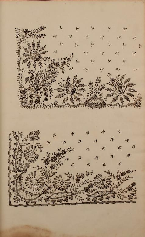 [Embroidery designs