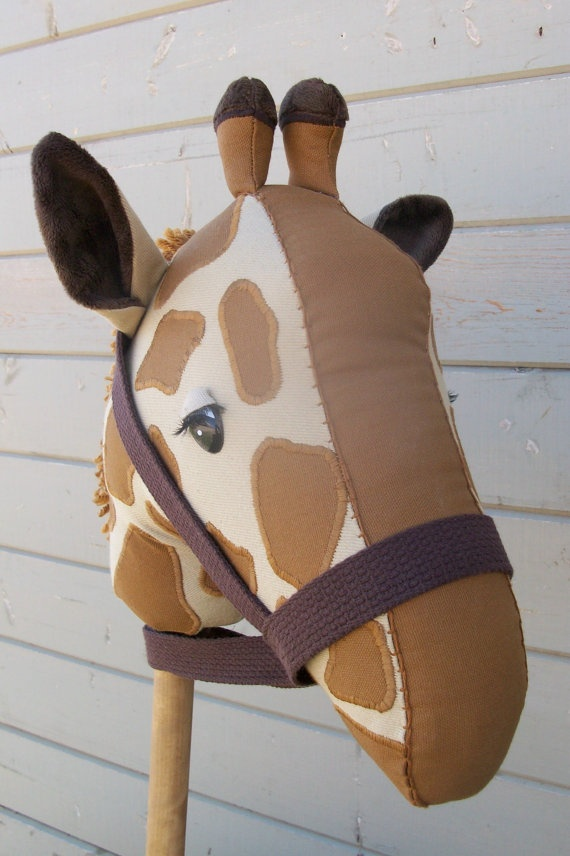 Stick Giraffe look at the eyelashes