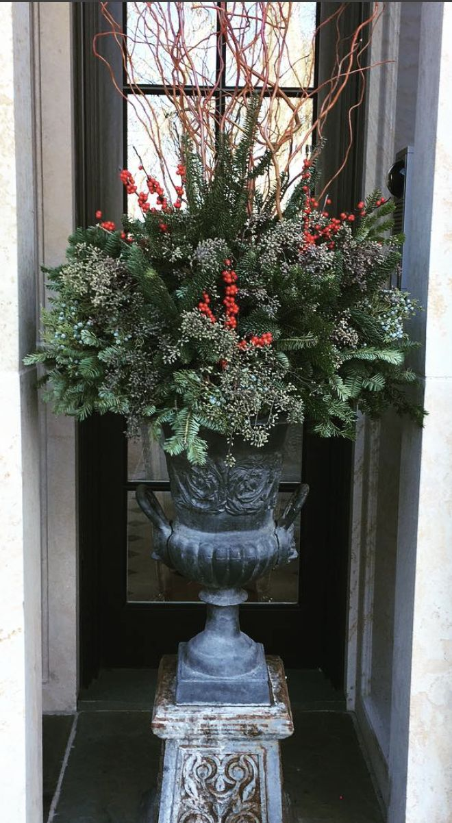 Unique holiday shopping gifts for the family boston design guide - Holiday Home Planter Decor Rp Marzilli 12 Days Of Holidays