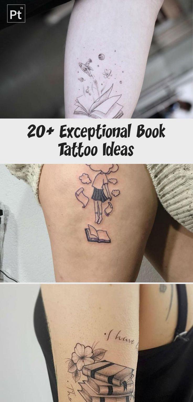 45+ Astonishing Book tattoo design ideas image HD