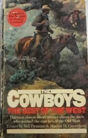 The Best of the West The Cowboys ed Martin Greenberg & Bill Pronzini