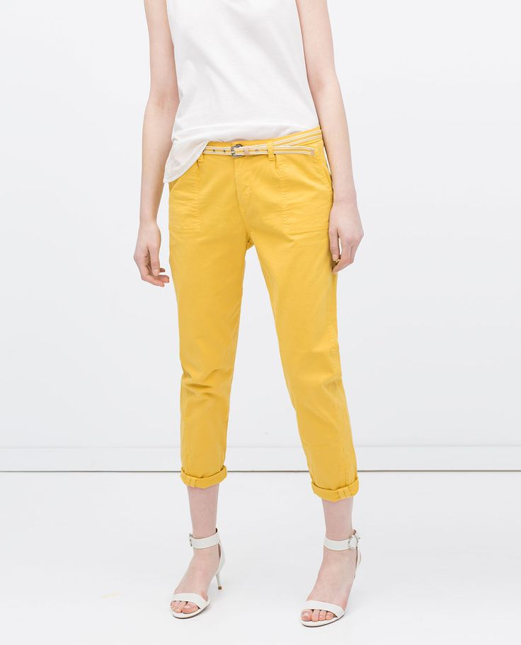 17 meilleures id es propos de pantalon chino femme sur pinterest pantalon chino chino femme. Black Bedroom Furniture Sets. Home Design Ideas