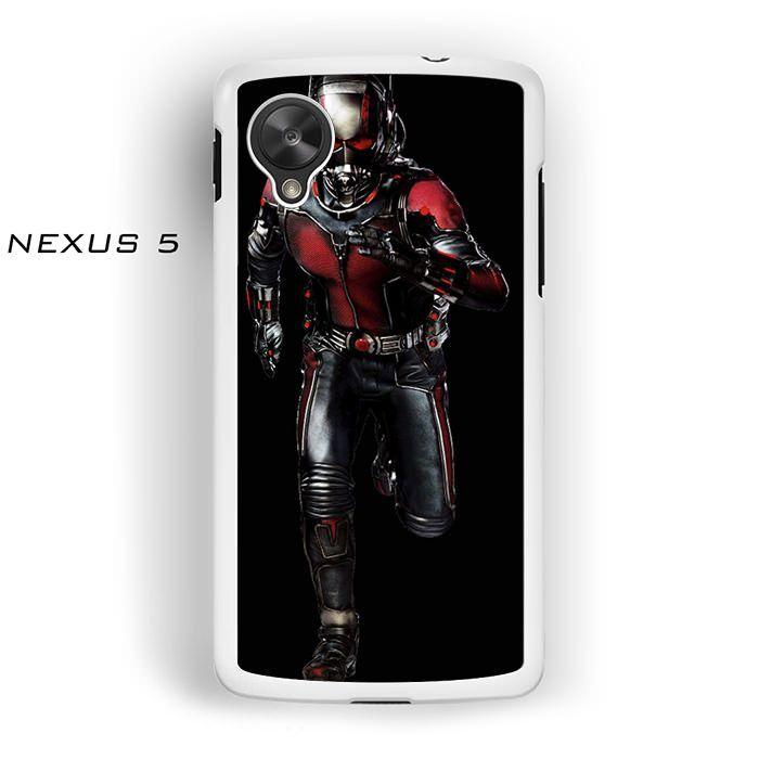 Ant-man costume for Nexus 4/Nexus 5 phonecases