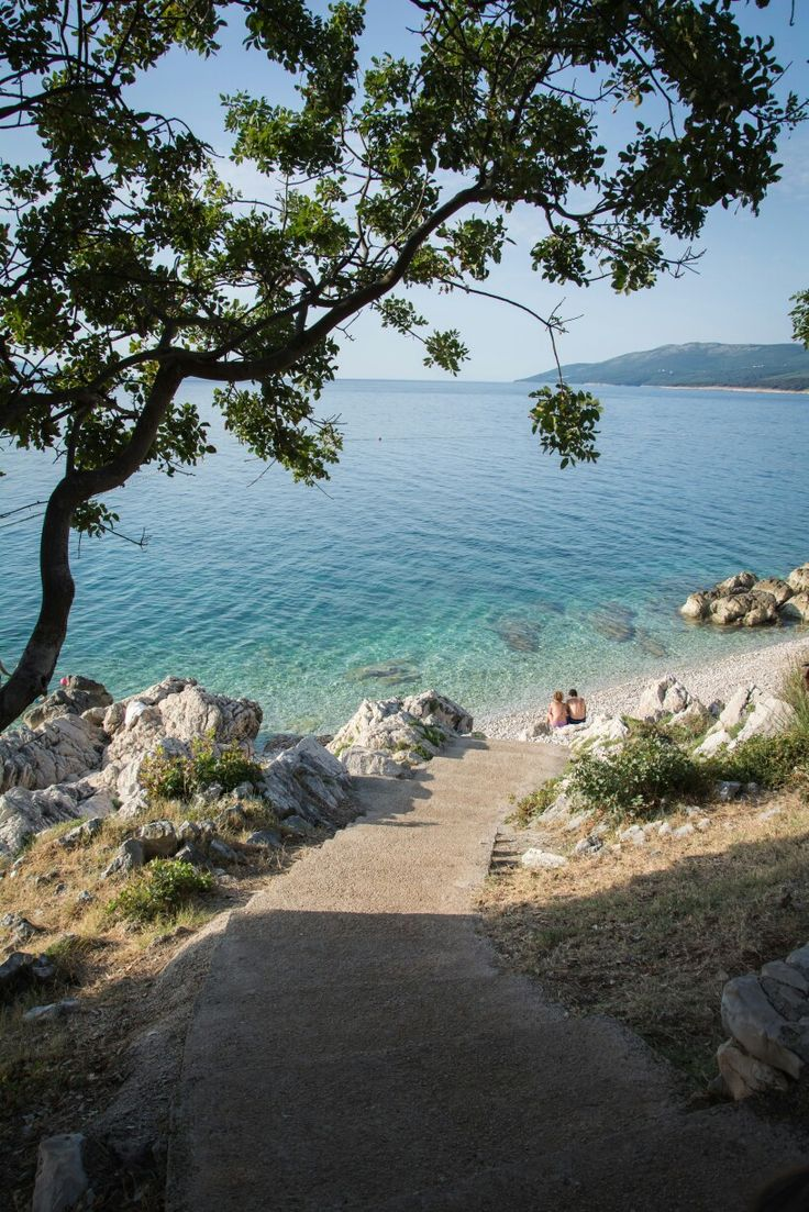 Rabac Croatie #croatia #istrie #istria