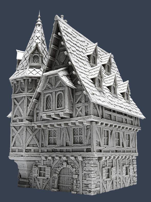 Les 312 meilleures images à propos de Architecture sur Pinterest - jeux de construction de maison en 3d