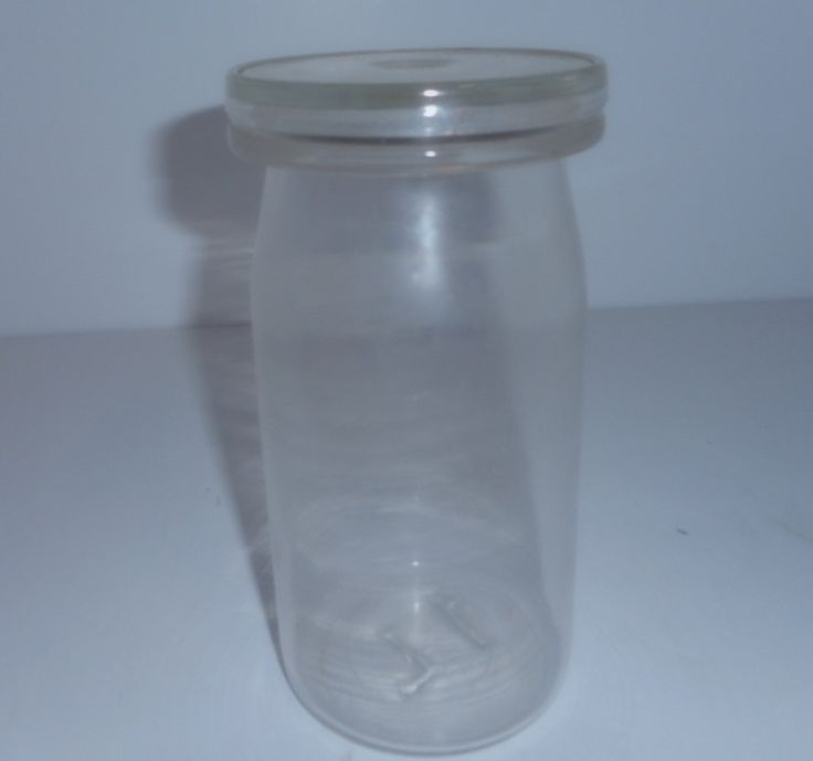 Bremen Jar Wax Sealing with Glass Lid by rpreserved on Etsy