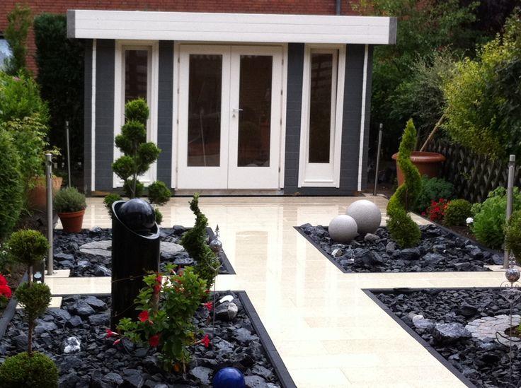 33 Besten Moderne Flachdach Gartenhäuser Bilder Auf