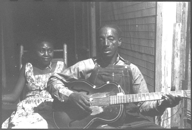 Anne Mae & Mississippi Fred McDowell