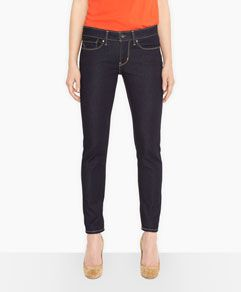"""Slight Curve Skinny Jeans - Extra Shade - Levi's - levi.com """"I'm pinning for a chance to win a gift card in the Women's Health Pin Your Fall Fashion Faves Contest""""  #PinToWinYourFallFashionFavesContest"""