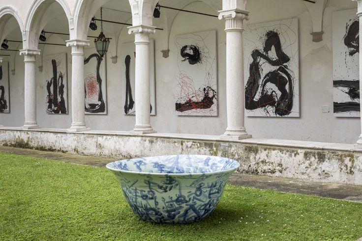 Qin Feng alla Fondazione Cini Venezia