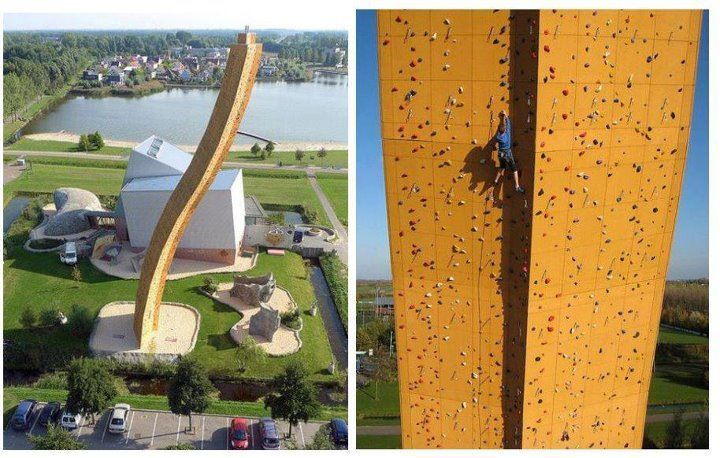 Now THIS is a climbing wall: Rock Climbing, Buckets Lists, Favorite Places, Highest Climbing, Rocks Climbing Wall, Highest Human, Rocks Wall, Rockclimb, Netherlands