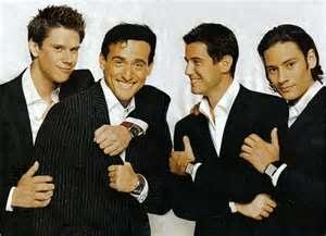 El Divo - my favorite group!