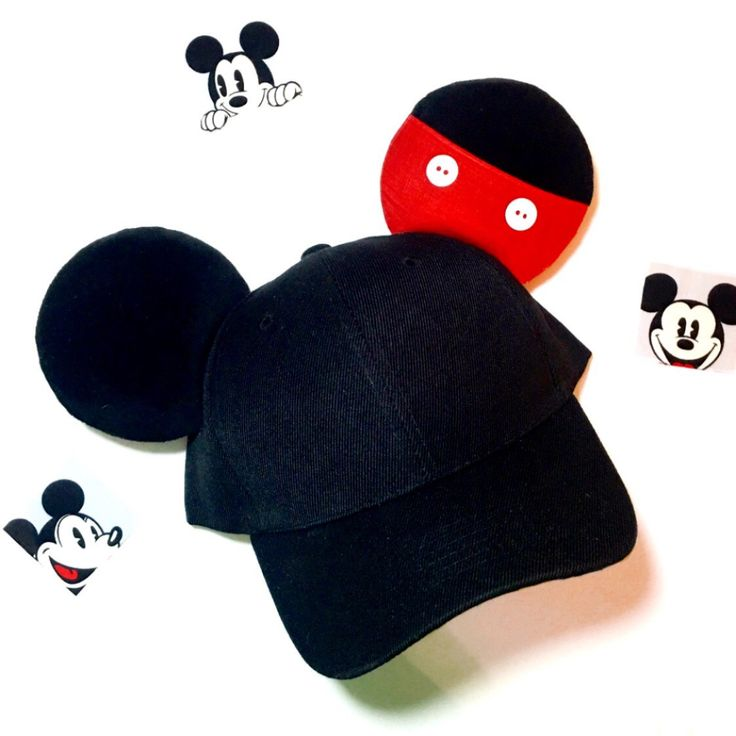Mickey mouse Ears / hat Disney inspired for men by EarsbyLiz on Etsy https://www.etsy.com/listing/463202855/mickey-mouse-ears-hat-disney-inspired