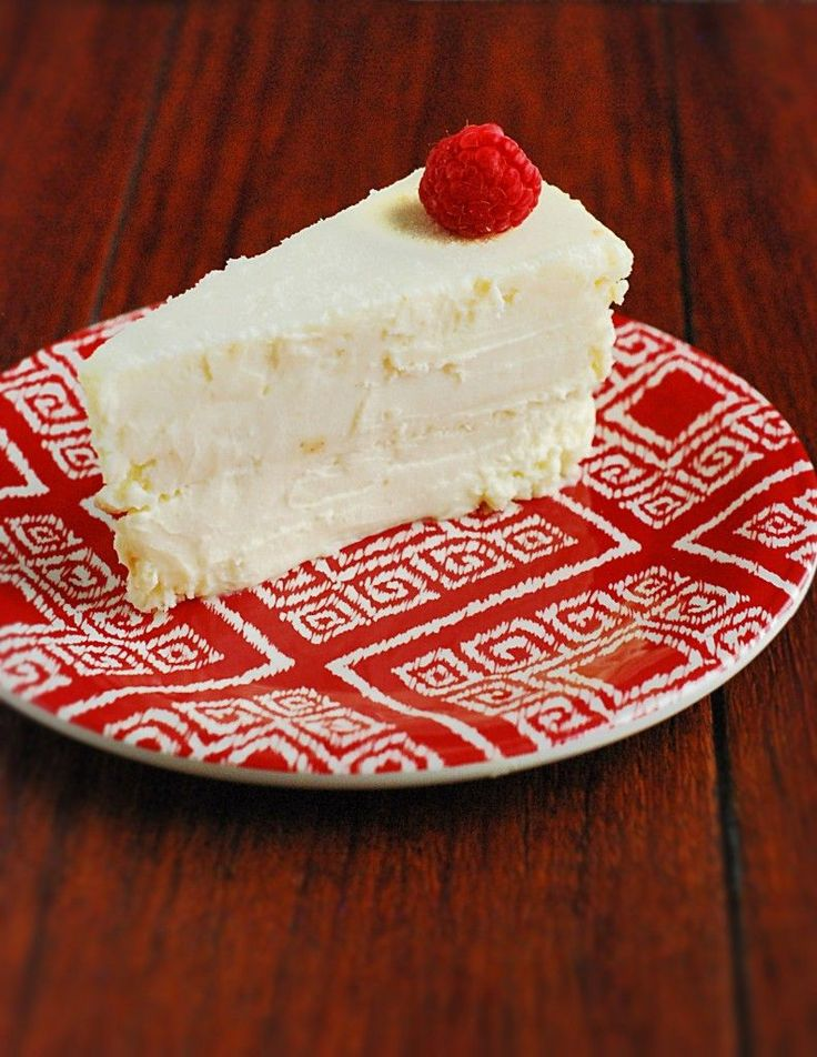 Keto Cheesecake - Ketosis friendly, low carb cheesecake perfect for a healthy…