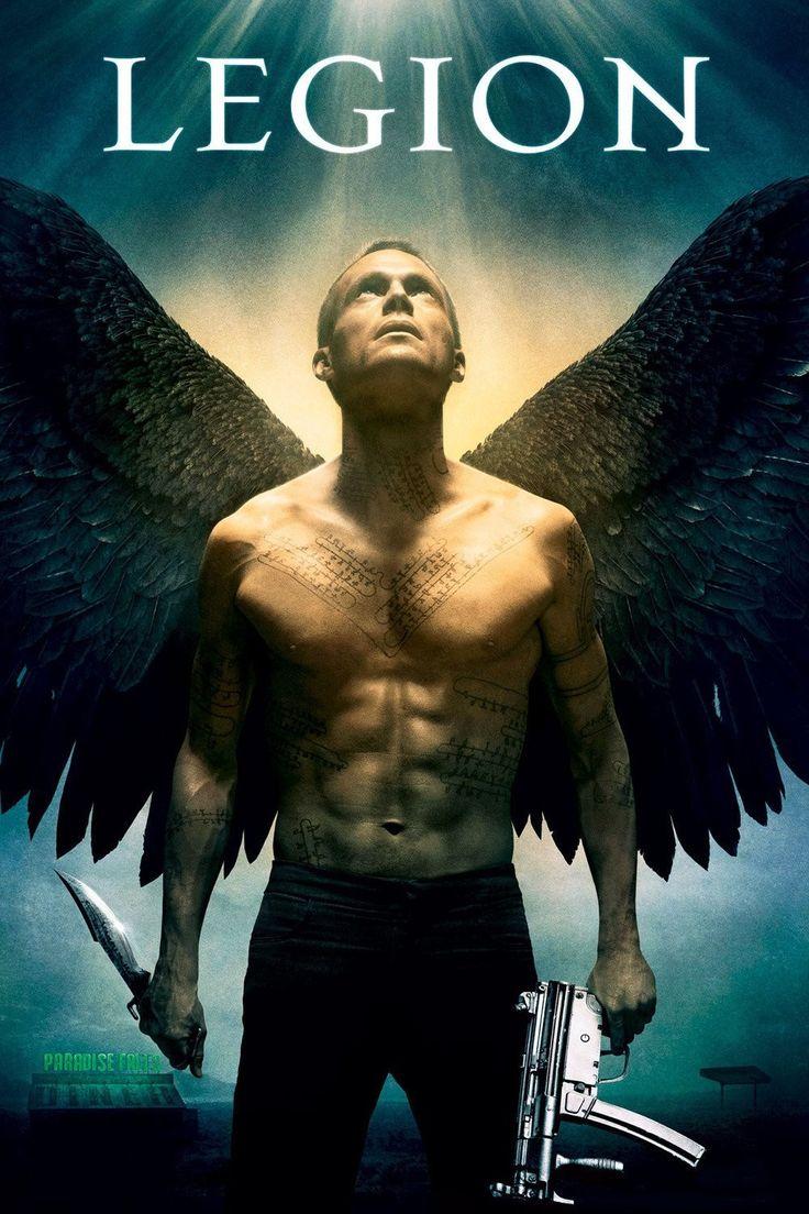 Legion (2010) - Watch Movies Free Online - Watch Legion Free Online #Legion - http://mwfo.pro/1045788