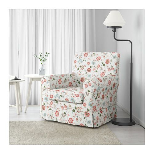 Floral armchair Width:	78 cm Depth:	85 cm Seat width:	48 cm Seat depth:	55 cm Seat height:	43 cm Height:	84 cm should be able to get one secondhand for under £50