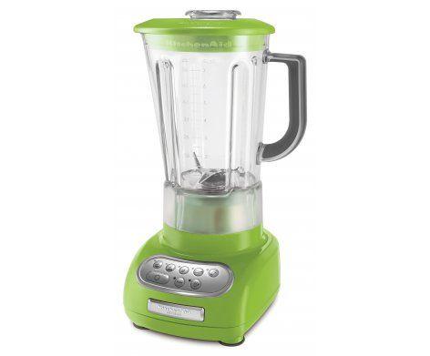 KitchenAid Artisan Blender in Green Apple KSB560