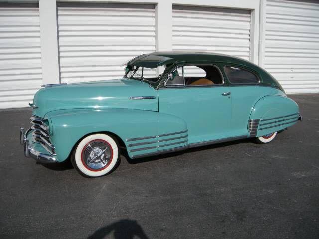 1947 chevy fleetline fasback my dream car pinterest chevy. Black Bedroom Furniture Sets. Home Design Ideas