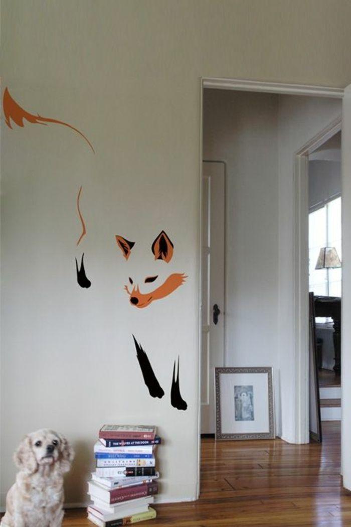 die besten 25 fuchs zeichnung ideen auf pinterest. Black Bedroom Furniture Sets. Home Design Ideas