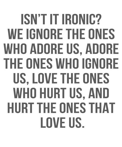 Quotes About Hurting The Ones We Love: 1000+ Images About *** Love Quotes *** On Pinterest