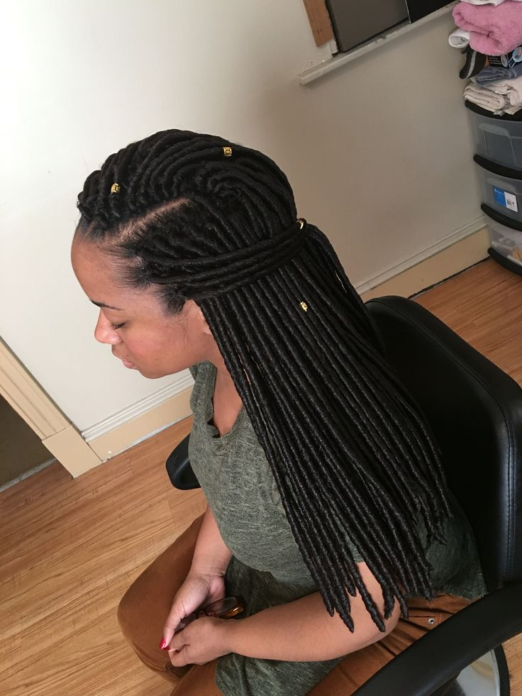 Crochet faux locs..KinkyCurly Relaxed Extensions Board,