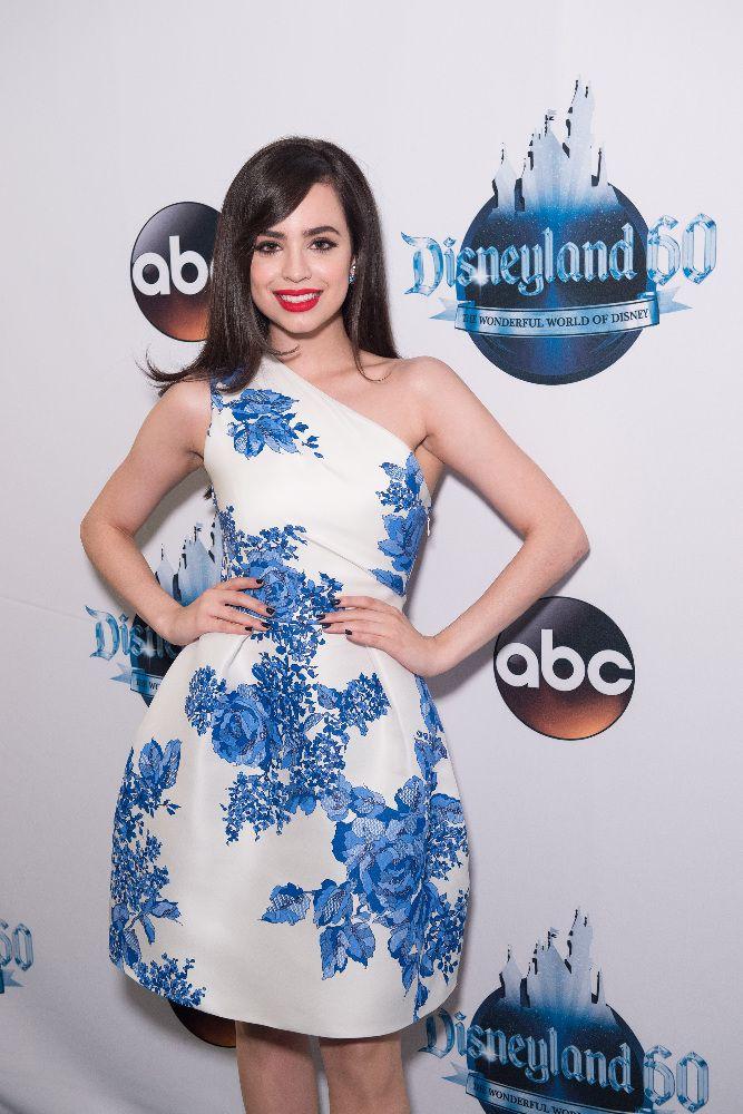 Sofia Carson dress