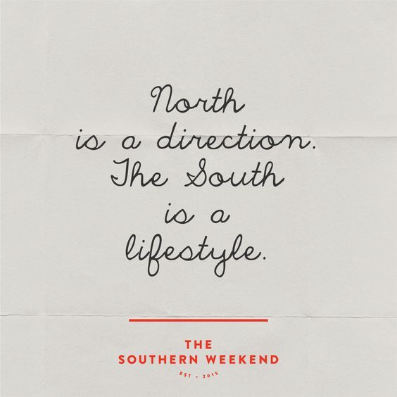 The South is a Lifestyle // Draper James // Wise Words