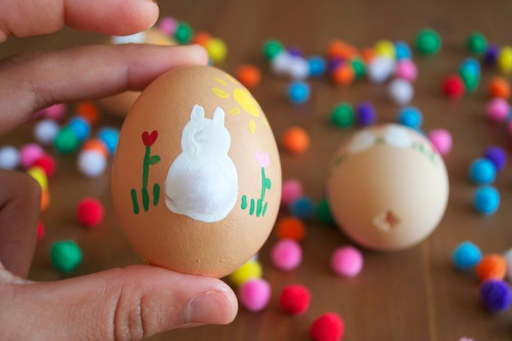 Pigs & Roses. DIY. Tutorial.Easter. Pascua. Eggs. Huevos de Pascua. Bunnie. Conejos.