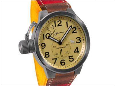 "Toro Watch ""la Maestranza"", el reloj inspirado en la plaza de Toros de Sevilla"