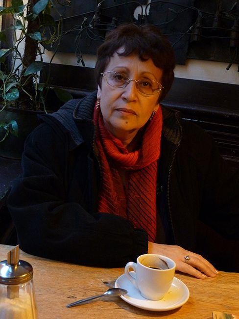 Дина Рубина. Голландия, 2011