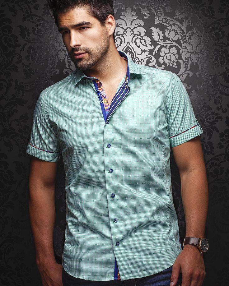30 best au noir button down shirts images on pinterest for Best short sleeve button down shirts reddit