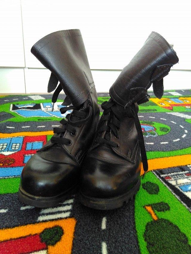 Vojenské boty -KANADY, vel.36 - obrázek číslo 1